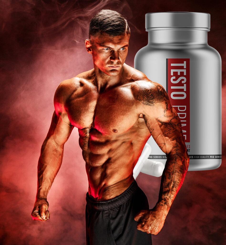 testoprime booster de testostérone
