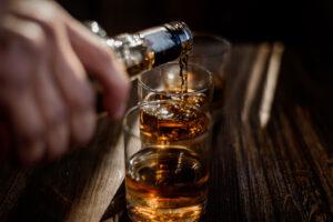 alcool et taux de testostérone