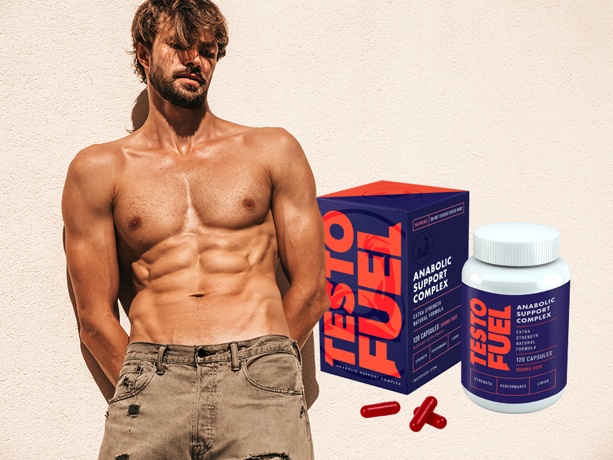 prise de muscle testofuel